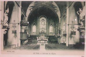 Eglise du Val (1914)