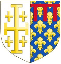 Maison Saint-Louis-d'Anjou, siège de l'Ordre de saint Remi