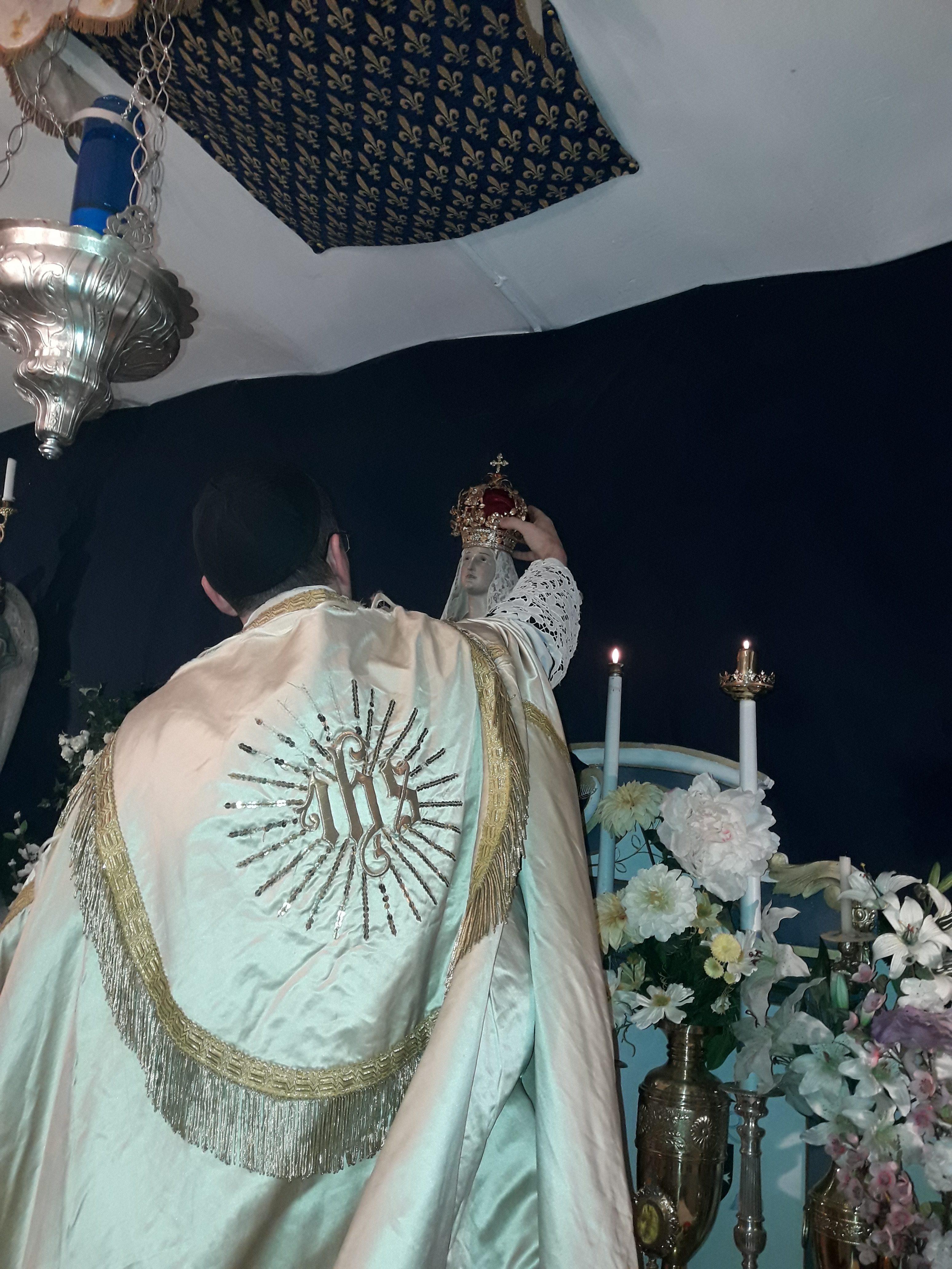 Royauté de Notre-Dame sur l'Ordre de saint Remi (1er janvier 2018)